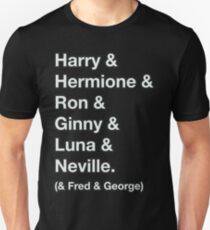 Harry &... Unisex T-Shirt