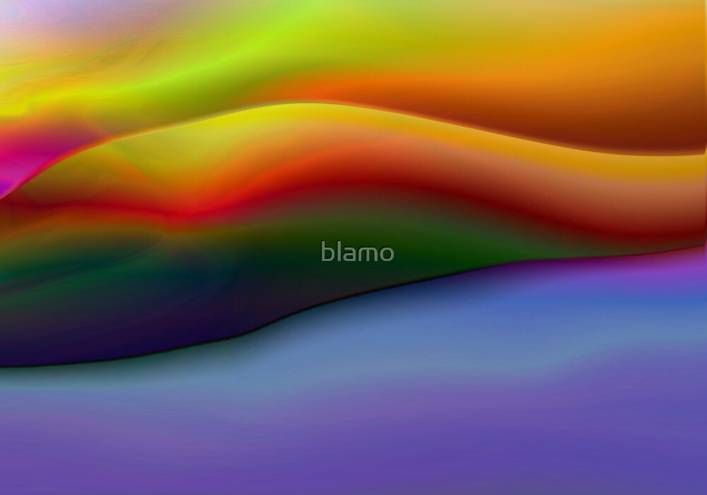 Over The hills and Far away  by blamo