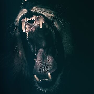 Lion Roar by BlueDesign