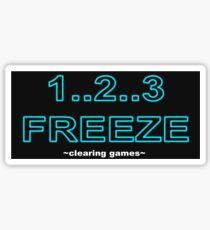 Osrui clearing game sticker Sticker
