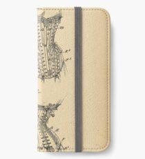 1908 Patent Corset iPhone Wallet/Case/Skin
