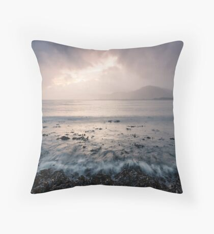 Jewel In The Sky Throw Pillow
