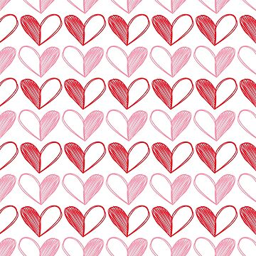 Hearts Pattern by richdelux