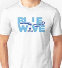Blue Wave 2018  Unisex T-Shirt
