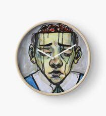 Zombie Boy Clock