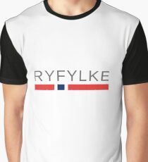 Ryfylke | Rogaland | Norway Graphic T-Shirt