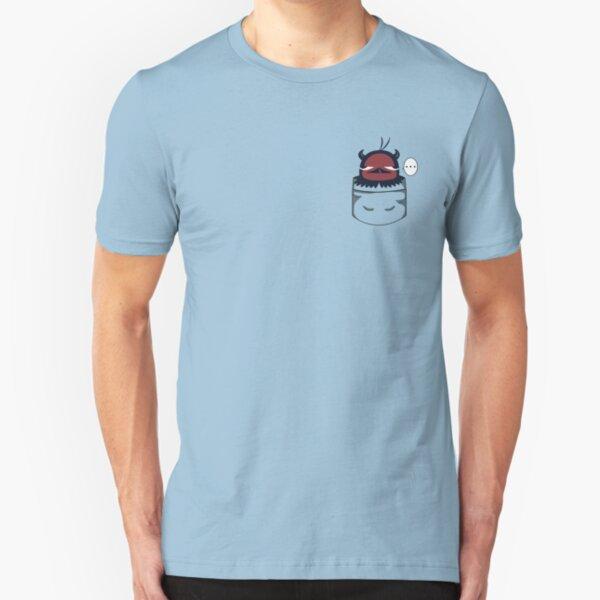 Black Clover Asta Bird Nero Slim Fit T-Shirt