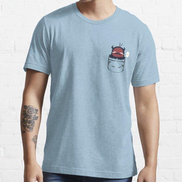 Black Clover Asta Bird Nero Essential T-Shirt
