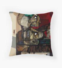 A Fortiori 54 Throw Pillow