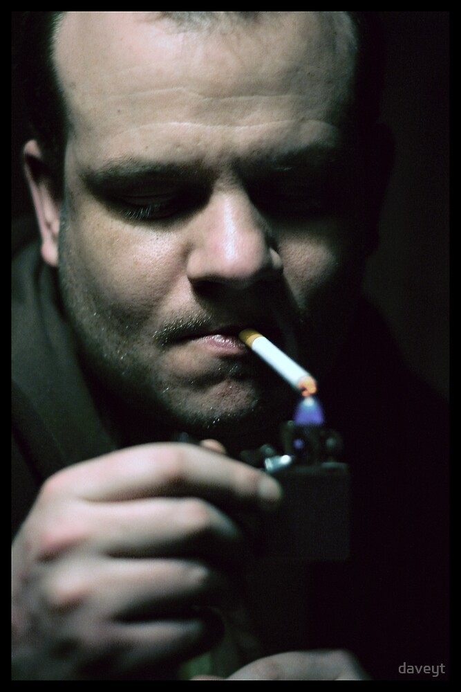Chrisy_B_Smoke by daveyt