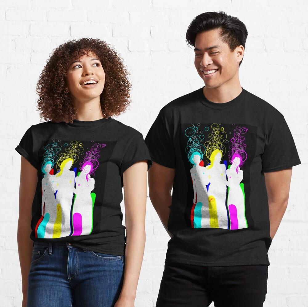 quadricromia c Classic T-Shirt