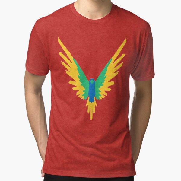logan paul maverick Tri-blend T-Shirt