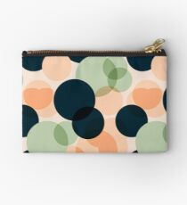 summernight peach Zipper Pouch