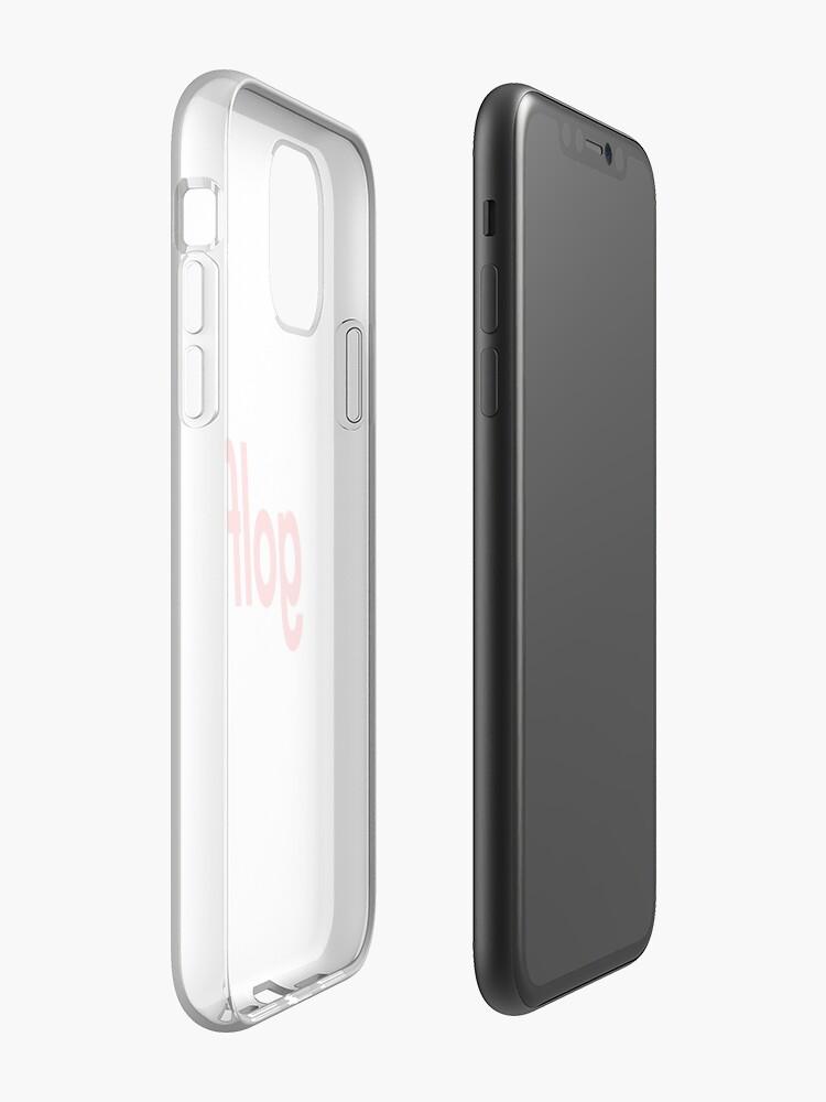 Coque iPhone «golf / Suprême», par Sweat-Shop