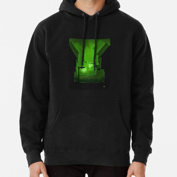 The Streets of The Midderlands Pullover Hoodie