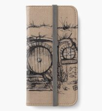 The Shire iPhone Wallet/Case/Skin