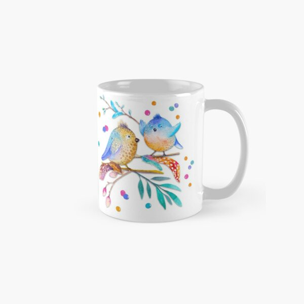 Happy Birds II – (not) only for kids Classic Mug