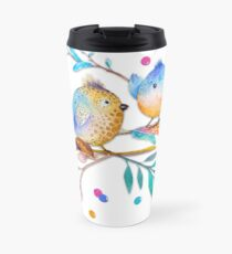 Happy Birds II – (not) only for kids Travel Mug