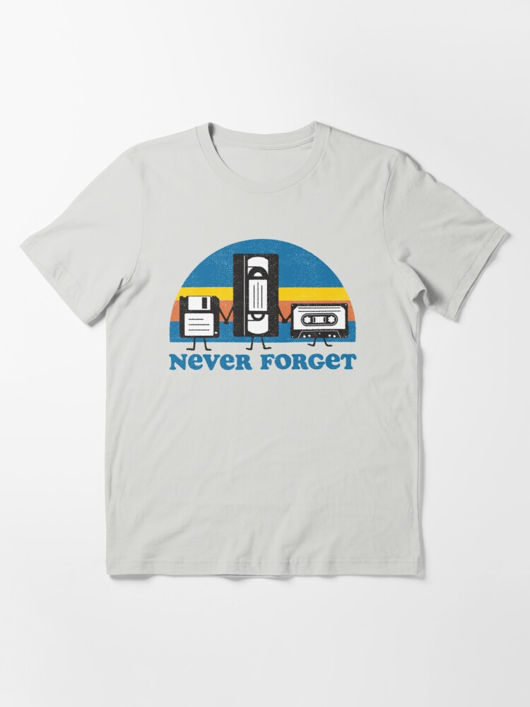 Alternate view of Never Forget Essential T-Shirt