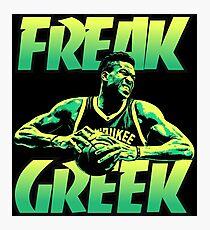 freak greek Photographic Print