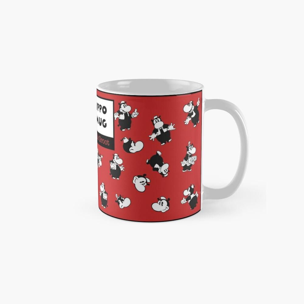 Horus Hippo - Coffee Mug Standard Mug