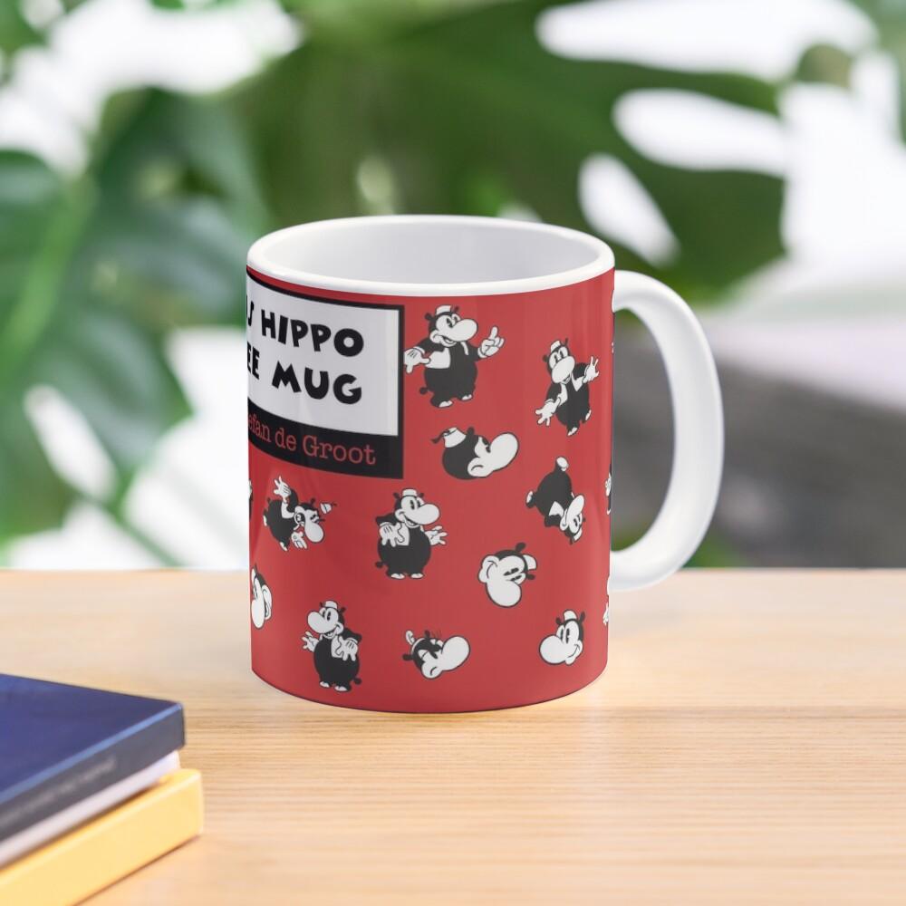 Horus Hippo - Coffee Mug Mug