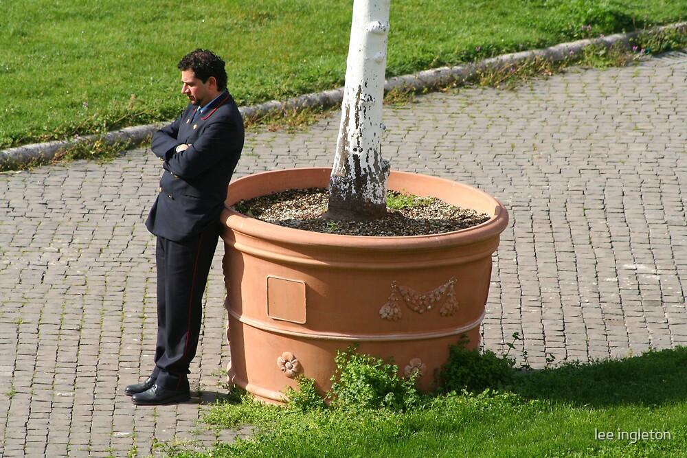 Slack rome gaurdsman by lee ingleton