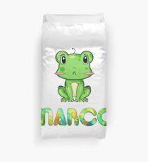 Marco Frog Duvet Cover
