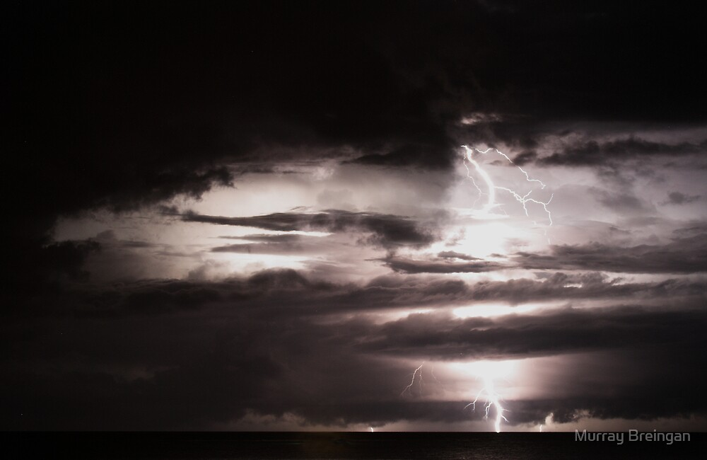 Storm by Murray Breingan