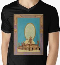 Badshahi - The Qalam Series Men's V-Neck T-Shirt