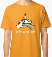Ethereum Unicorn Classic T-Shirt