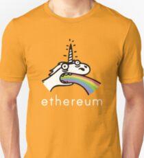 Ethereum Unicorn Unisex T-Shirt