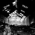 Resting home for it's industrial past by clickinhistory