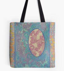 Pastel - The Qalam Series Tote Bag