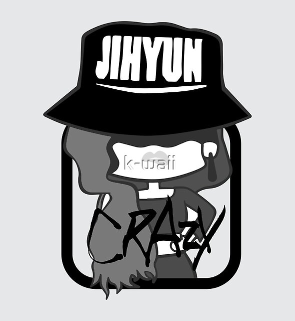 4MINUTE JiHyun Crazy by k-waii