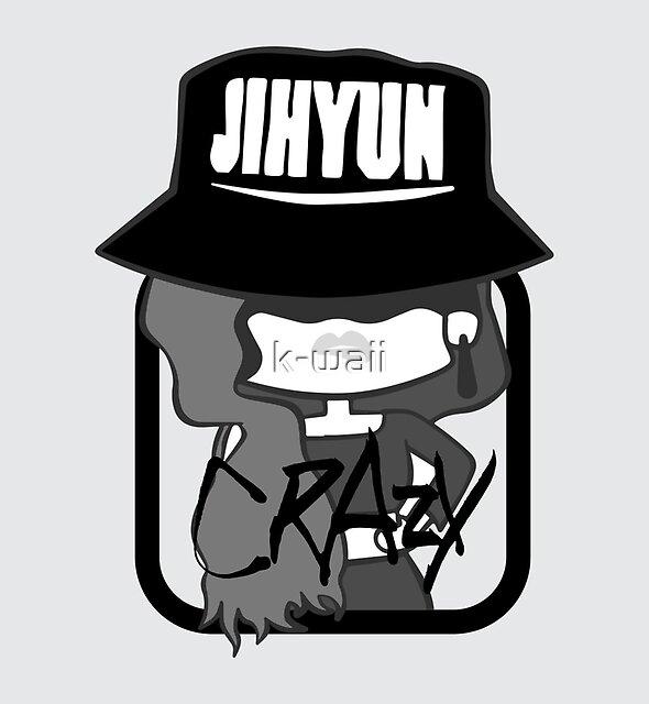 4MINUTE JiHyun Crazy by k-waii
