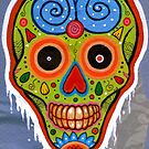 Sugar Skull Alpha by Craig Medeiros
