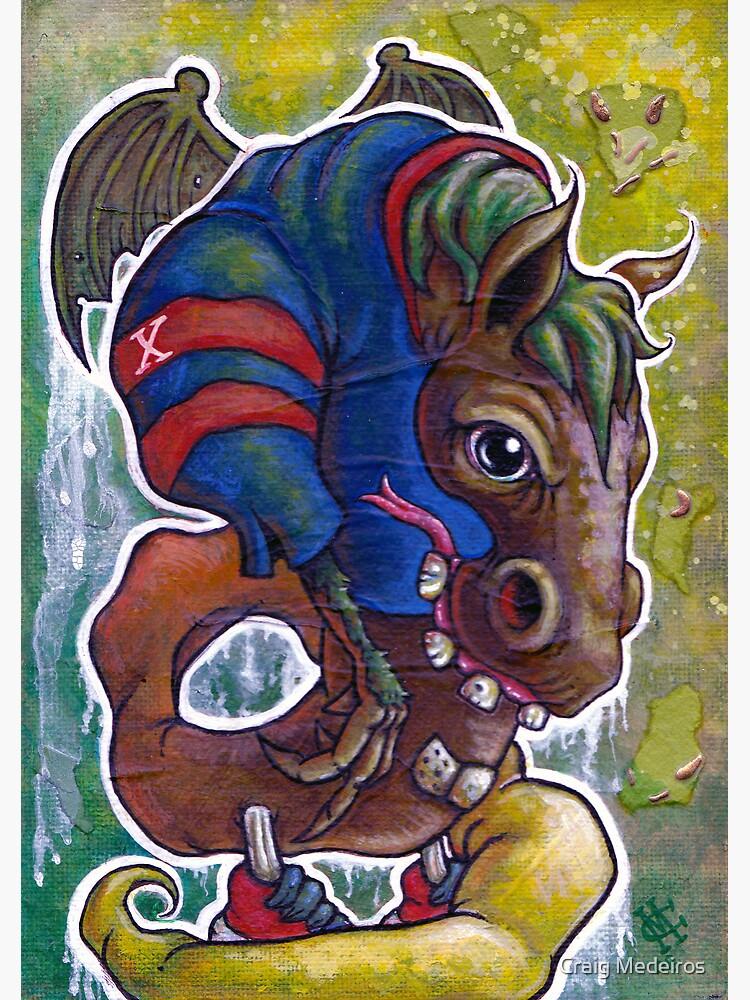 The Jersey Devil by mistertengu74