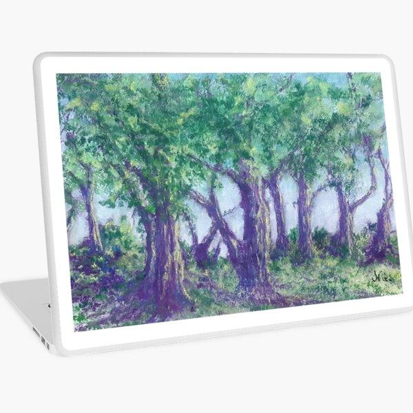 Oak Dance (pastel) Laptop Skin