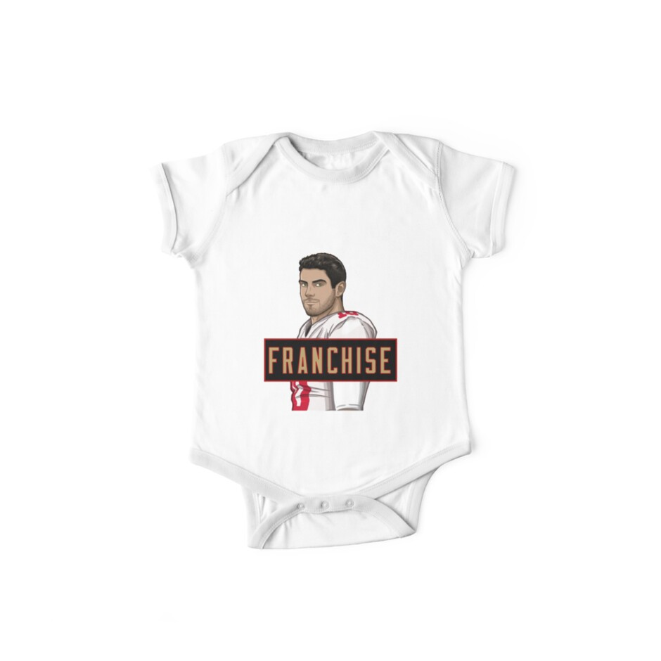 Jimmy G The Franchise One Piece Short Sleeve By Pelcyyy95