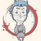Wulf Head by strangethingsA
