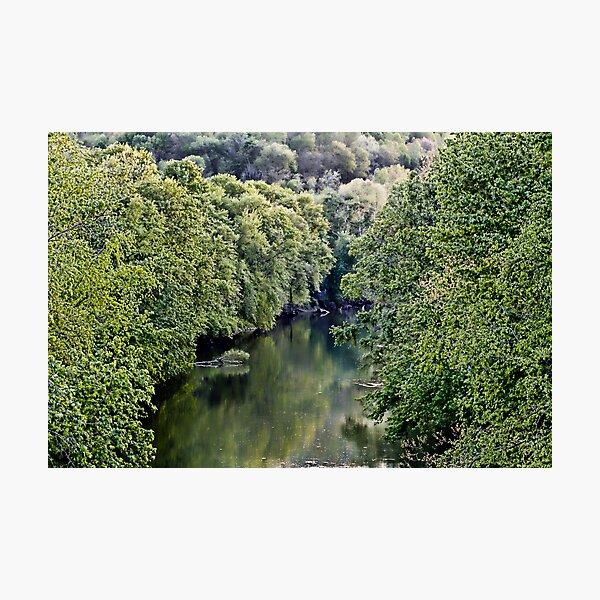 Cumberland River Photographic Print