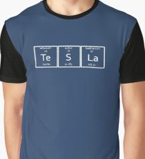 Tesla Graphic T-Shirt