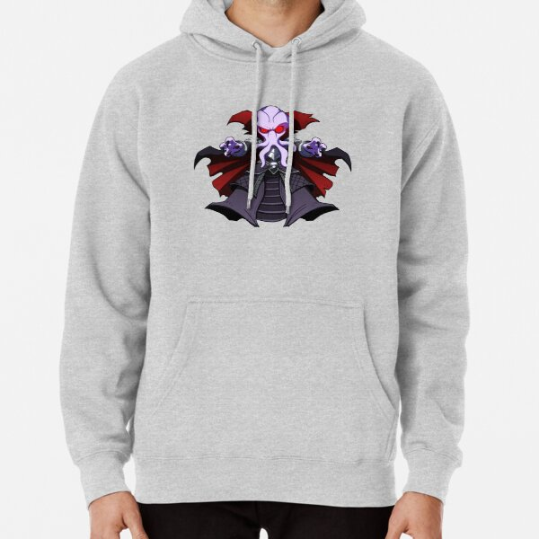 Mighty Mindflayer - Cute D&D Adventures Pullover Hoodie