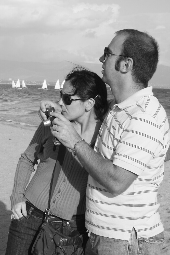 Antonio and Rita by fionajean