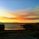 Sonnenuntergang in den westlichen Inseln von BlueMoonRose