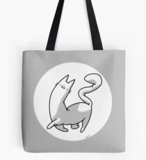 HorseCat Tote Bag