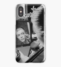 David Bowie Mirror iPhone Case/Skin