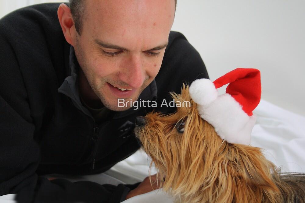 Christmas Wishes 1 by Brigitta Adam