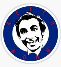Keith Moon's Smile Sticker